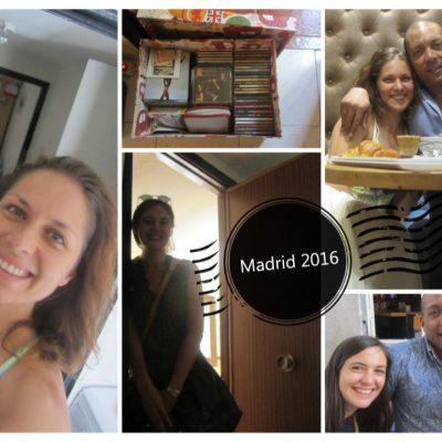 Luglio, Madrid, bellezza e riflessioni sulla vita