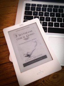 3 settimane con il genio e-book