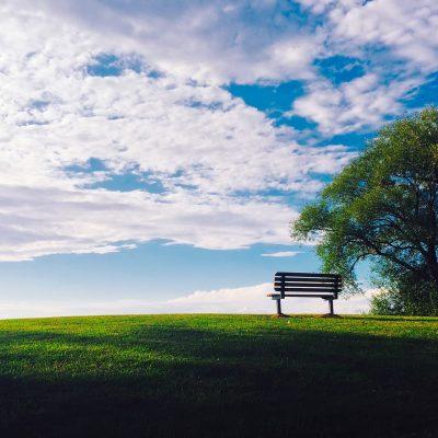 La vita è anche stare seduti in panchina