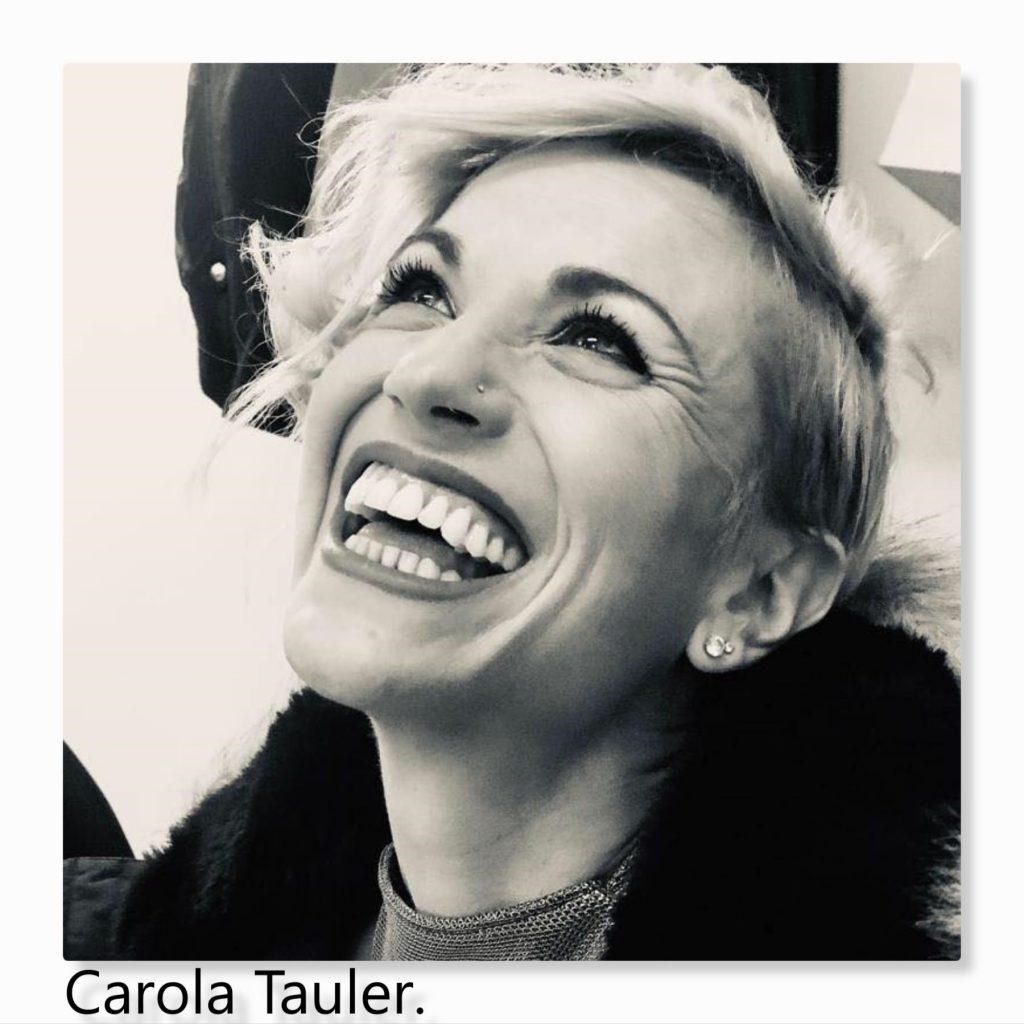 Ritratto Carola Tauler